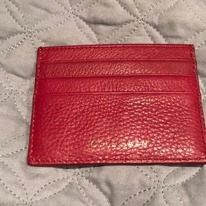 Cole Haan ID holder/ wallet